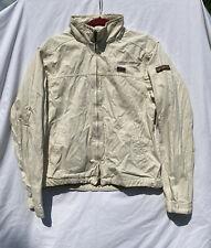 Men's Napapijri Cotton Jacket (Size Medium)