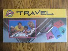 TRAVEL - The unique family board game 1987 NEW SEALED The Ungame Co. # 1650