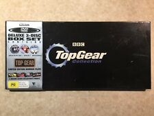 TopGear Collection Deluxe 3 DVD Set - BBC + Bonus Stig DVD