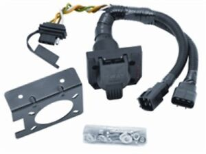 Trailer Connector Kit-Multi-Plug T-One Connector Assembly Draw-Tite 20137