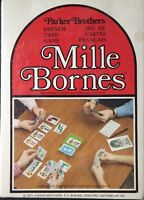 Vintage Mille Bornes Card Game (1971) Parts & Pieces Only - You Choose