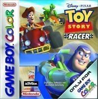 Nintendo GameBoy Color Spiel - Toy Story Racer Modul