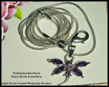 Rhinestone Glass Silver Plated Fashion Necklaces & Pendants