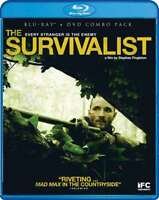 New: THE SURVIVALIST - (2-Disc) Blu-ray + DVD Set
