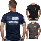 Nine Line Apparel Thin Blue Line Short Sleeve T-Shirt