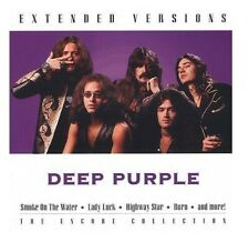 Deep Purple - Extended Versions Live [New] CD