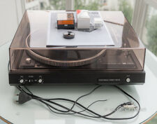 "Dual CS 714Q ""Very Good"" + ""Ortofon VinylMaster Red"", Original ""ULM60E"", Adapter"
