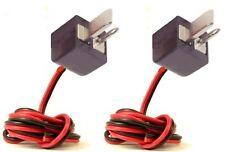 2 X 2 PIN SPEAKER DIN PLUG PLUGS MALE HI-FI CONNECTORS CABLE LEAD