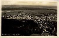 Bad Ilmenau Thüringer Wald alte Ansichtskarte 1943 Gesamtansicht Fliegeraufnahme