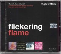 ROGER WATERS FLICKERING FLAME SEALED CD GREATEST HITS
