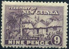 NOUVELLE GUINEE ADMINISTRATION AUSTRALIENNE N° 22 NEUF * AVEC CHARNIERE