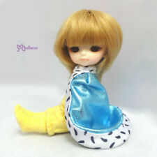 Hujoo Baby Doll Suve Is Ted Fashion Outfit Shiny Cape Blue