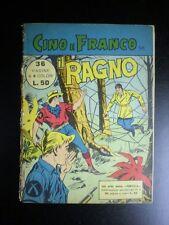 Cino e Franco il Ragno en Italien 1961