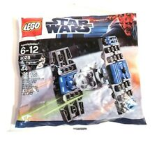 LEGO 8028 Star Wars TIE Fighter Polybag (New & Sealed)