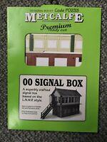 "Metcalfe P0233 ""Signal Box"" Kit OO gauge"