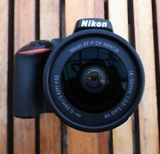 Nikon D5600 with 18-56mm & 70-300mm Nikor lens