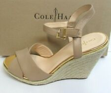 Cole Haan Size 10.5 Wedge Heel Sandals  New Womens Shoes