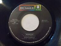 Steppenwolf Monster / Berry Rides Again 45 1970 ABC Dunhill Vinyl Record