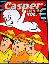 DVD Casper and Friends Vol 1: join Casper Popeye Felix & The Three Stooges
