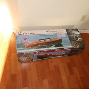 Pro Boat rare Runabout prb2600..29' ARR