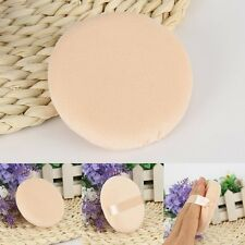 Facial Smooth Sponge Blender Beauty Makeup Round Powder Puff Face Cosmetic Tool