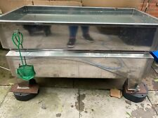More details for hydrodipping hydrographic dipping tank including vinyl