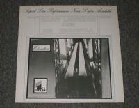 Elliot Lawrence and His Orchestra~Elevation~1980 Big Band Jazz~UK IMPORT!!