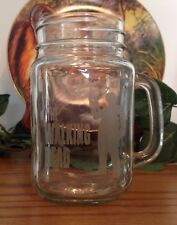 The Walking Dead with Daryl 16 oz Glass Pint Jar Mug (Glass Etched)