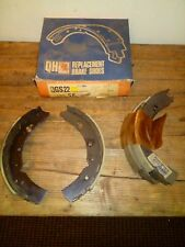 VAUXHALL VICTOR FRONT Brake Pads Set 64 - 67 QGS22 Quality NOS, UK, ASBESTOS