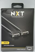 NXT Technologies DVI-D - NX29762 - 10 FT Cable - NEW IN BOX