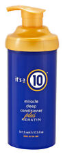 Its A 10 Miracle Deep Conditioner Plus Keratin for Unisex 17.5 oz, Free Shipping