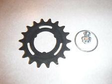 New Coaster Brake Hub Parts - 18-Tooth Cog - Snap Ring - Brake Strap Bolt & Nut