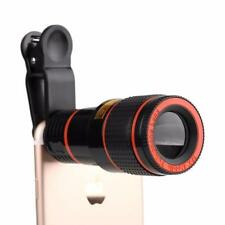 New OptiZoom- QX9-HD 12X Zoom Lens For Smartphone Long Distance of Observation
