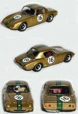 kit Lotus Elan S1 Ian Walker Racing #16 Silverstone 1964  Axel'r Models kit 1/43