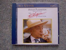 Selections from the Chopin Collection: Artur Rubinstein and Frederic Chopin CD
