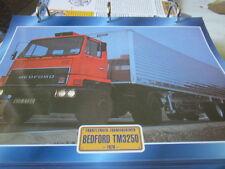 Super Trucks Frontlenker England bedford TM3250, 1978