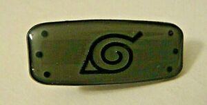 """Naruto Hatake Kakashi Ninja """"Headband"""" Logo Enamel Pin - New"""