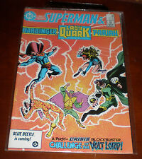 DC Comics Presents Superman & HARBINGER - June 1986 #94
