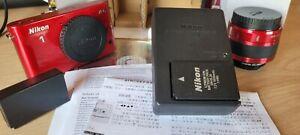 Nikon 1 J1 - Faulty. Spare or repairs