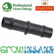 Antelco Barbed 13mm Straight Joiner Connector Hozelock Claber Compatible Fitting