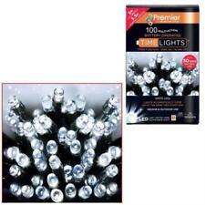 Luci di Natale bianchi interni / esterni Numero di luci 51-100