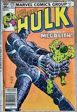 Incredible Hulk #275 FN- 1st Series