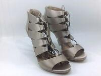 BCBGMAXAZRIA Women's Shoes 7e45jv Heels & Pumps, Tan, Size 7.0 sqNh