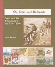 Oil, Steel, and Railroads: America's Big Business in the Late 1800s (America's