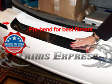 2003-2011 Lincoln Town Car Rear Trunk Protector Accent Trim Cover Door Chrome