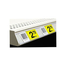 EPOS Shelf Ticket Strip 654mm x 40mm Caption / Price Holder / Shelf Talker