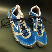 Brooks Surge Track & Field Spike Shoes Mens Size 9 Blue Cleat Shoes