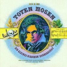 """DIE TOTEN HOSEN """"EIN KLEINSES BISSCHEN ..."""" CD 12 TRACKS NEW+"""