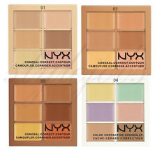 "NYX 3CP Conceal Correct Contour Palette ""Pick Any 1"""