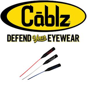 "Cablz Monoz Eye Glass Retainer. 14"" Non-Ajustable, Choice of Colors"